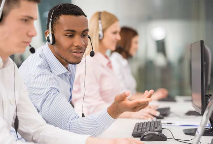 Customer Support Services training