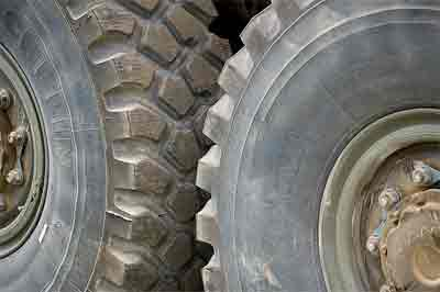 The Tyre is lighter in weight which provides more mileage