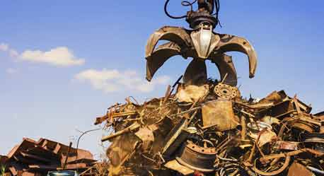 Earn For Scrap Metal