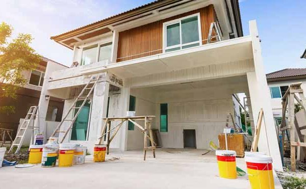 How to Prepare the Wall for the Exterior Paint?