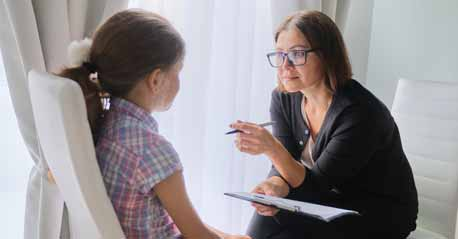 Psychiatrist or Psychologist