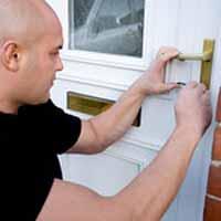 House Door Lock Work