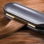How to Roll Hair with Straightener